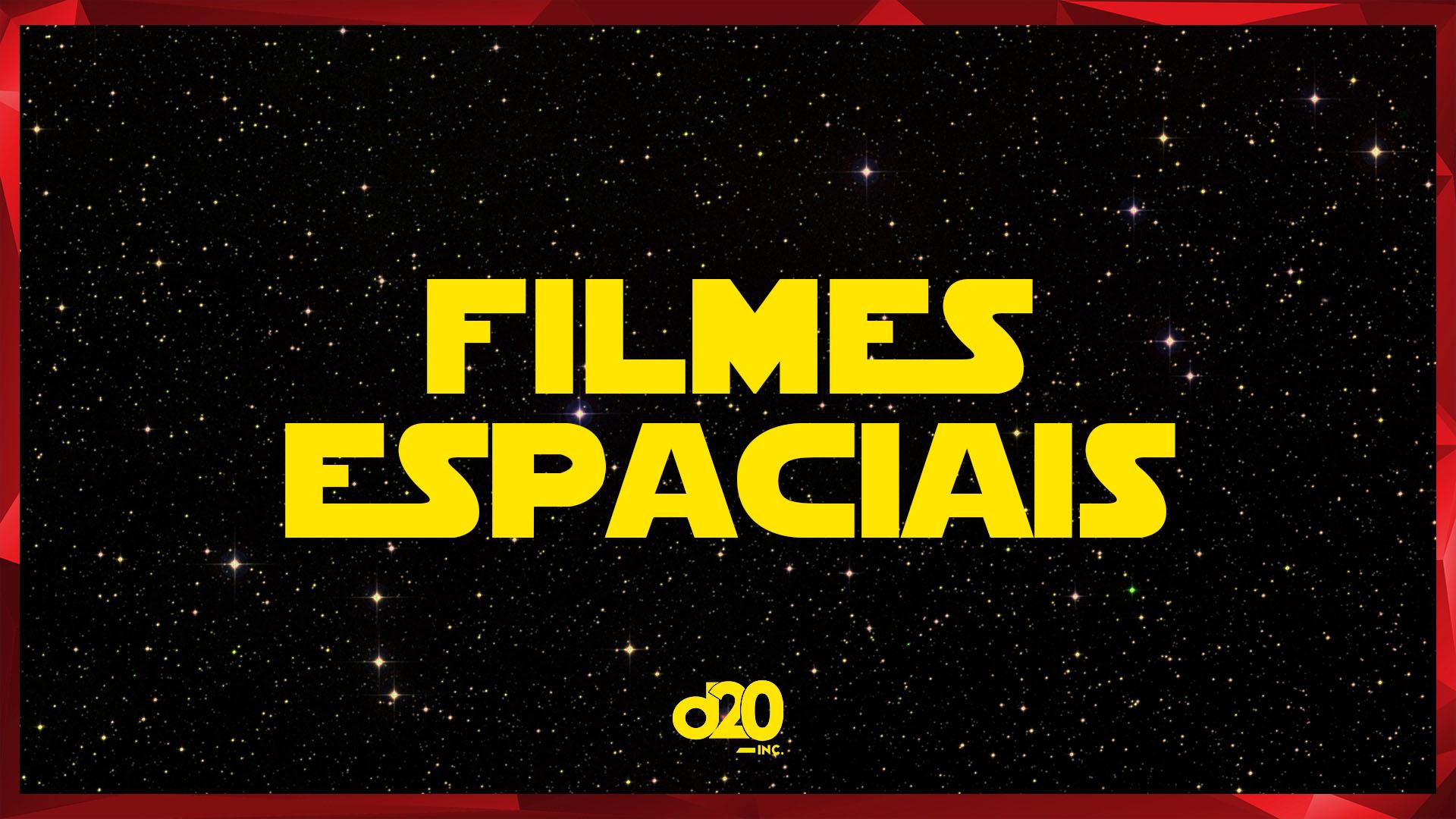 Filmes no Espaço | D20 Lab 14