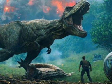 Veja como foram criados os dinossauros de Jurassic World: Reino Ameaçado