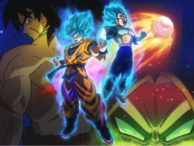 Liberadas novas imagens do filme Dragon Ball Super: Broly