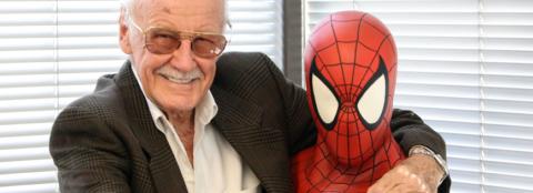Obrigado, Stan Lee